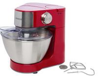 Kenwood Kitchen Machine, 900 Watt, Red - Prospero KM280
