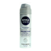 Nivea Men Anti-Bacterial Shaving Foam 200ml