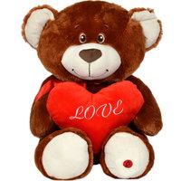 Cuddles Bear Heart 45Cm