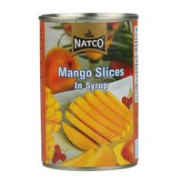 Natco Mango Slices In Syrup 425g