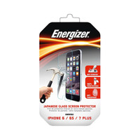 Energizer Screen Glass Iphone 7 Plus Black