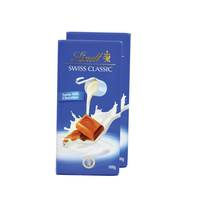 Lindt Swiss Chocolate Milk 100gx2