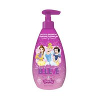 Disney Shampoo and Soap Gell Princess Organic 500 ML
