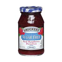Smuckers Sugar Free Preserves Red Raspberry Preserves 12.75OZ
