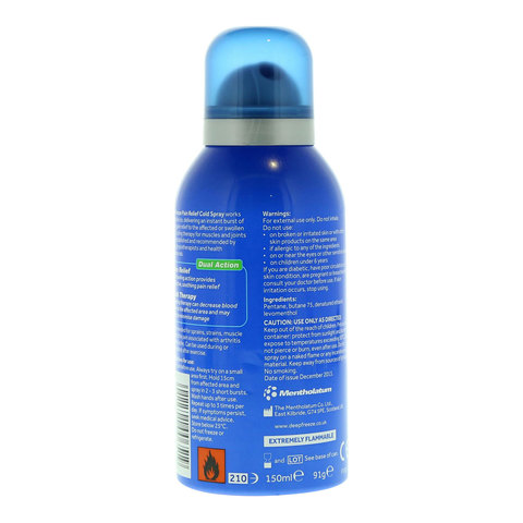 Deep-Freeze-Pain-Relief-Cold-Spray-150ml