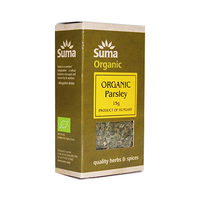 Suma Organic Parsley 15GR