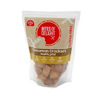 Bites Of Delight Crackers Cinnamon Gluten Free 80GR