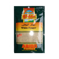 Abido White Pepper Grinded50GR