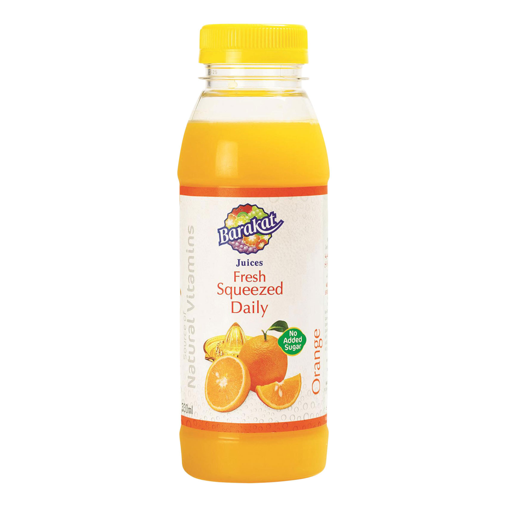FRESH ORANGE JUICE 330ML