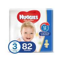 Huggies superflex ultra Comfort siez 3 mega pack 82 diapers