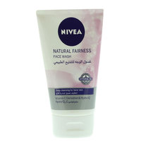 Nivea Natural Fairness Face Wash 100ml