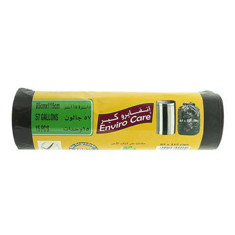 Enviro-Care-Heavy-Duty-Bio-Degradable-Garbage-Bag-Roll-(85Cmx115Cm)-57-Gallons