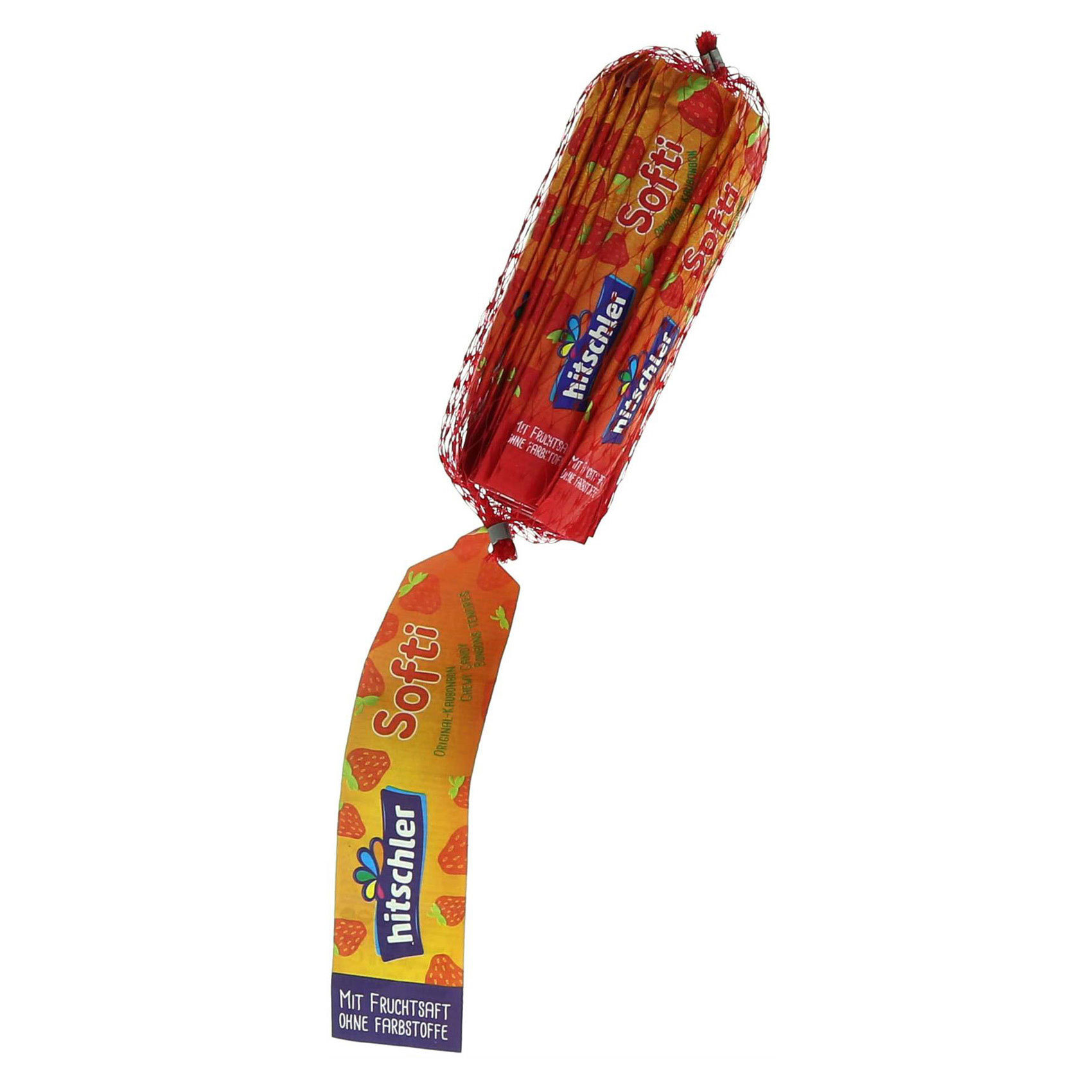 HITSCHLER CHEW CANDY STICKS 100GR