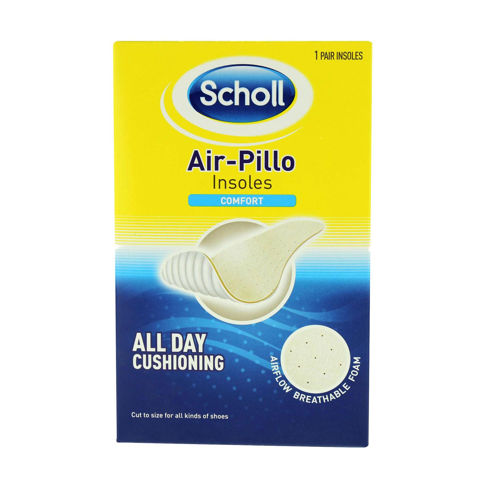 SCHOLL AIRPILLOW COMFORT INSOLEX2