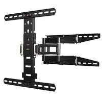 HamaUltraslim Fullmotion Tv Wall Bracket 5 Stars 142 Cm (56) Black
