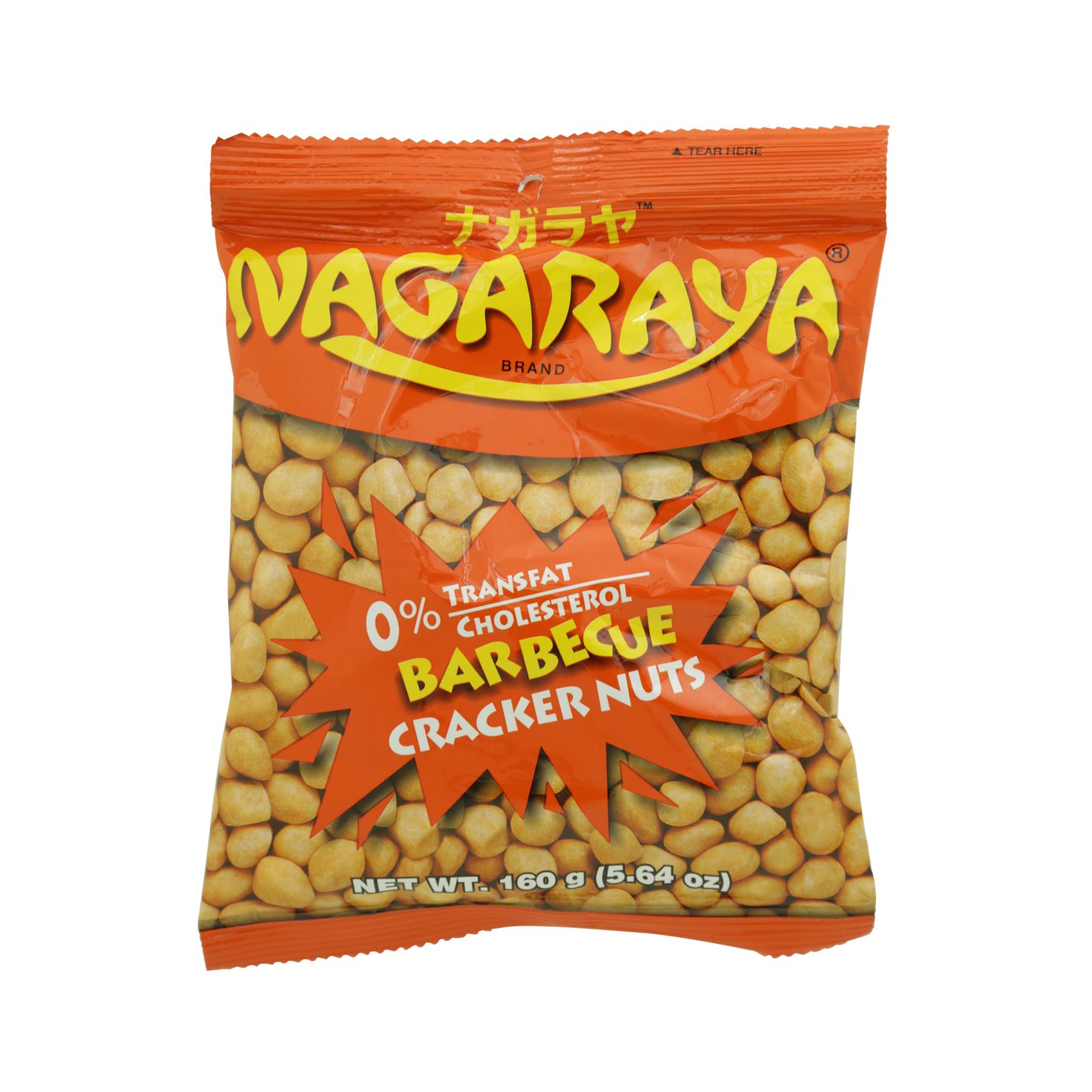 NAGARAYA NUTS BBQ 160G
