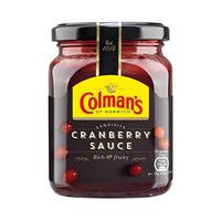 Colman''s Cranberry Sauce 165GR