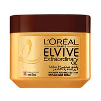 L'Oreal Elvive Extraordinary Styling Oil Cream Jar 200ML