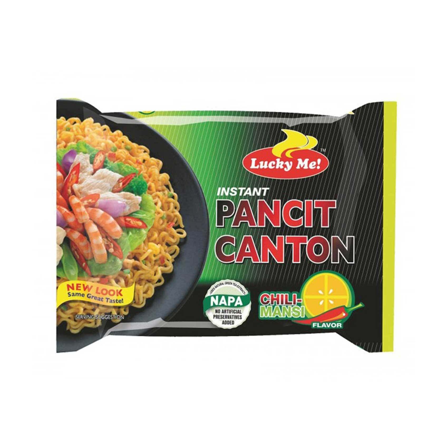 LUCKY ME NOODLE CHILI MANSI 60GM