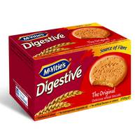 McVitie's Digestive The Original Delicious Wheat Biscuits 250 g