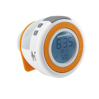 Grundig Clock Radio 230 Orange