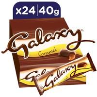 Galaxy® Caramel Chocolate Bar 24 x 40 g