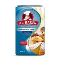 Al Baker All Purpose Flour 1kg