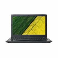 "Acer Notebook Aspire E5-576G-58ZE 15.6"" DOS Obsidian Black"