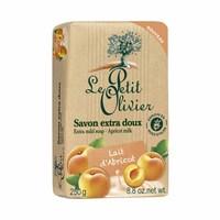 Le Petit Olivier Soap Apricot Milk 250GR
