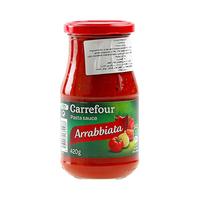 Carrefour Sauce Arrabiata 420GR