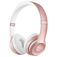 Beats Headphone Solo2 Wireless Rose Gold