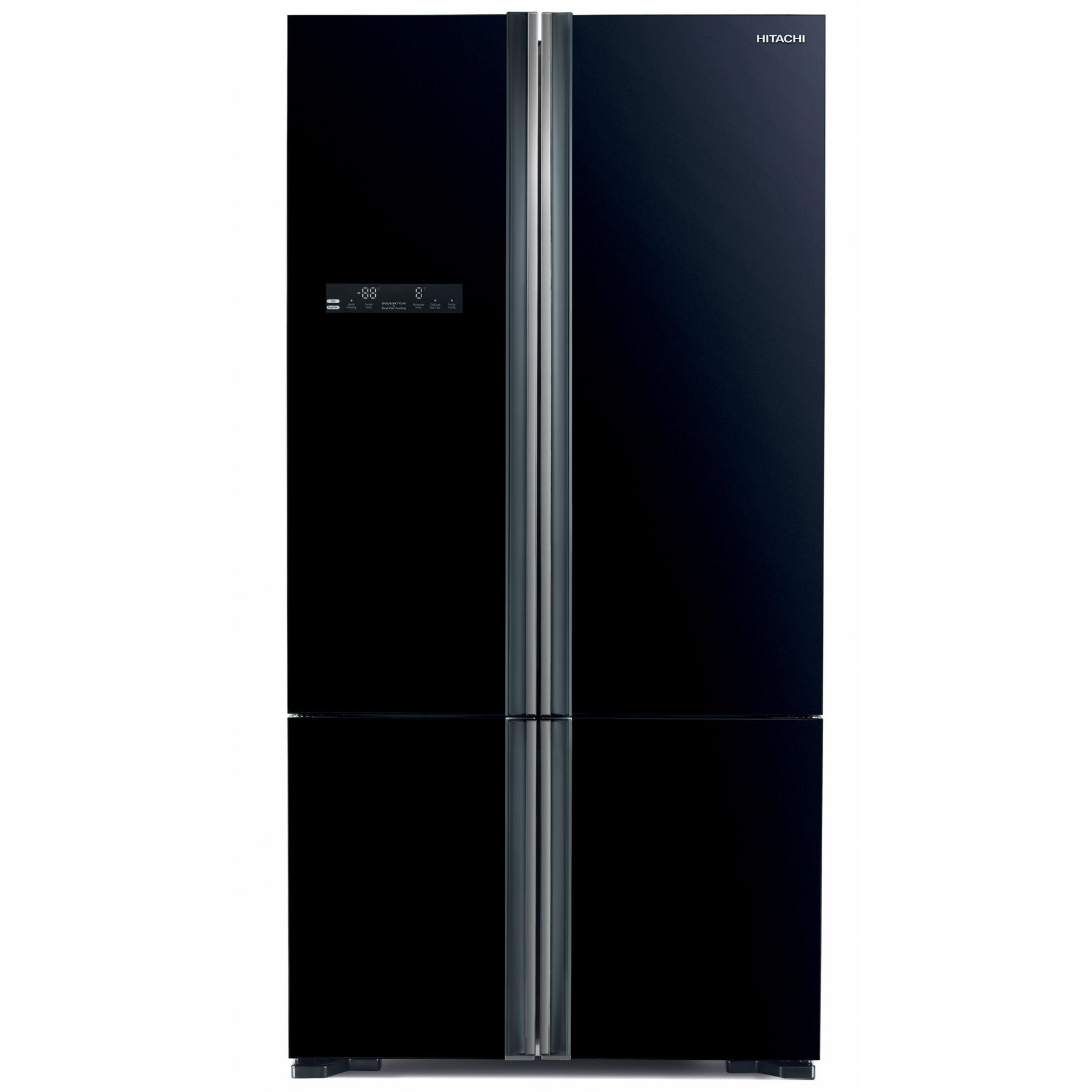 HITACHI FRIDGE SBS RWB800PUK5GBK
