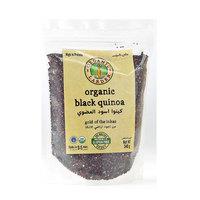 Organic Larder Black Quinoa 340g