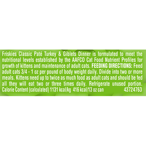 Purina-Friskies-Wet-Can-Pate-Turkey-&-Giblets-Cat-Food-368-g