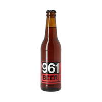961 Witbier Beer 33CL