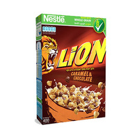 Lion Cereal Caramel & Chocolate 400GR