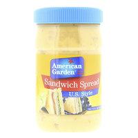 American Garden U.S. Style Sandwich Spread 473ml