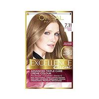 L'Oreal Paris Excellence Creme Beige Blonde 7.31 -10% Off
