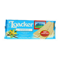 Loacker Vanille Crispy Wafers 175g