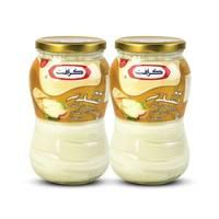 Kraft cream cheese spread 870 g x 2