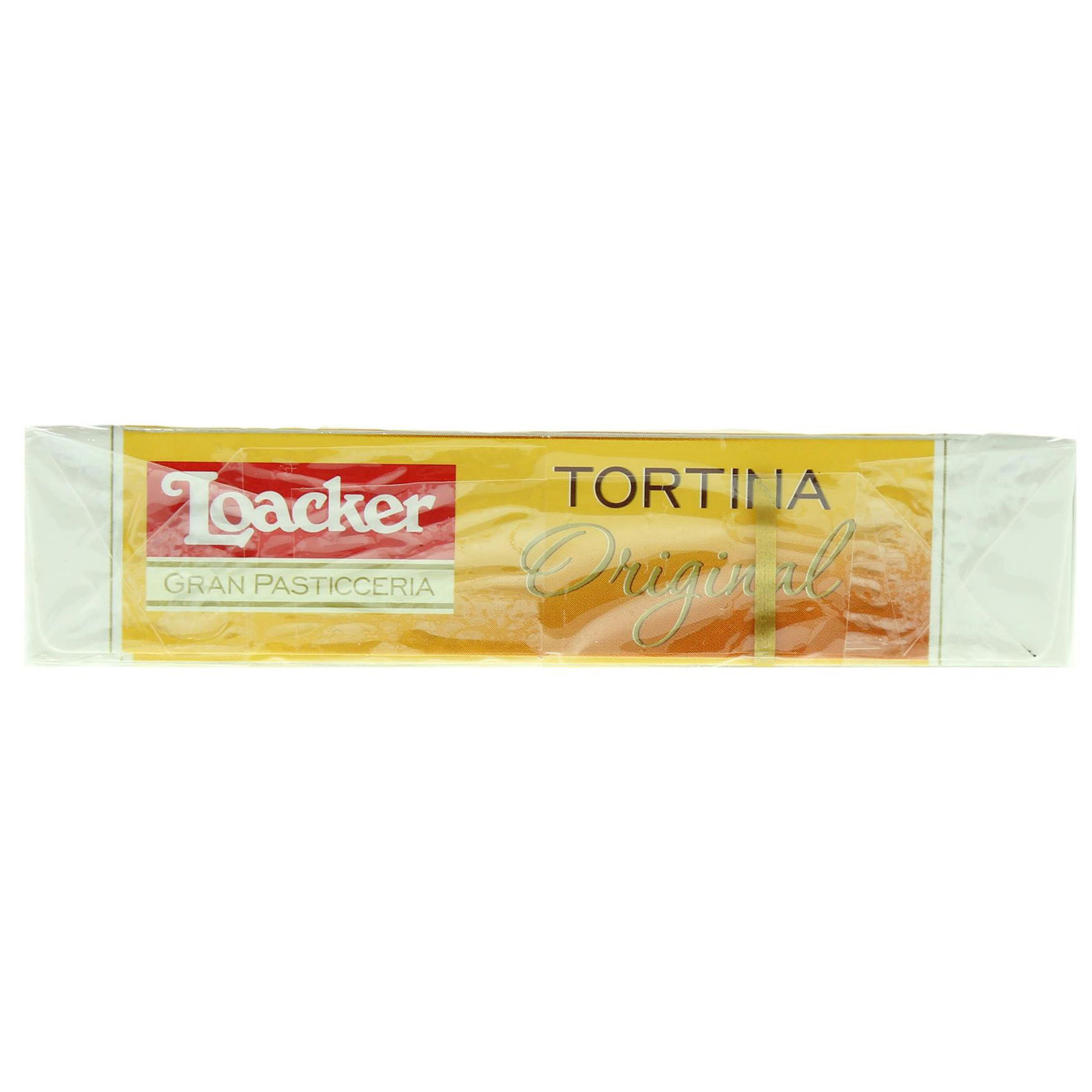 LOACKER TORTINA BISCUITS 125GR