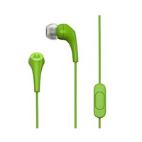 Motorola Single Row Earbuds 2 SH006 Lime Raw