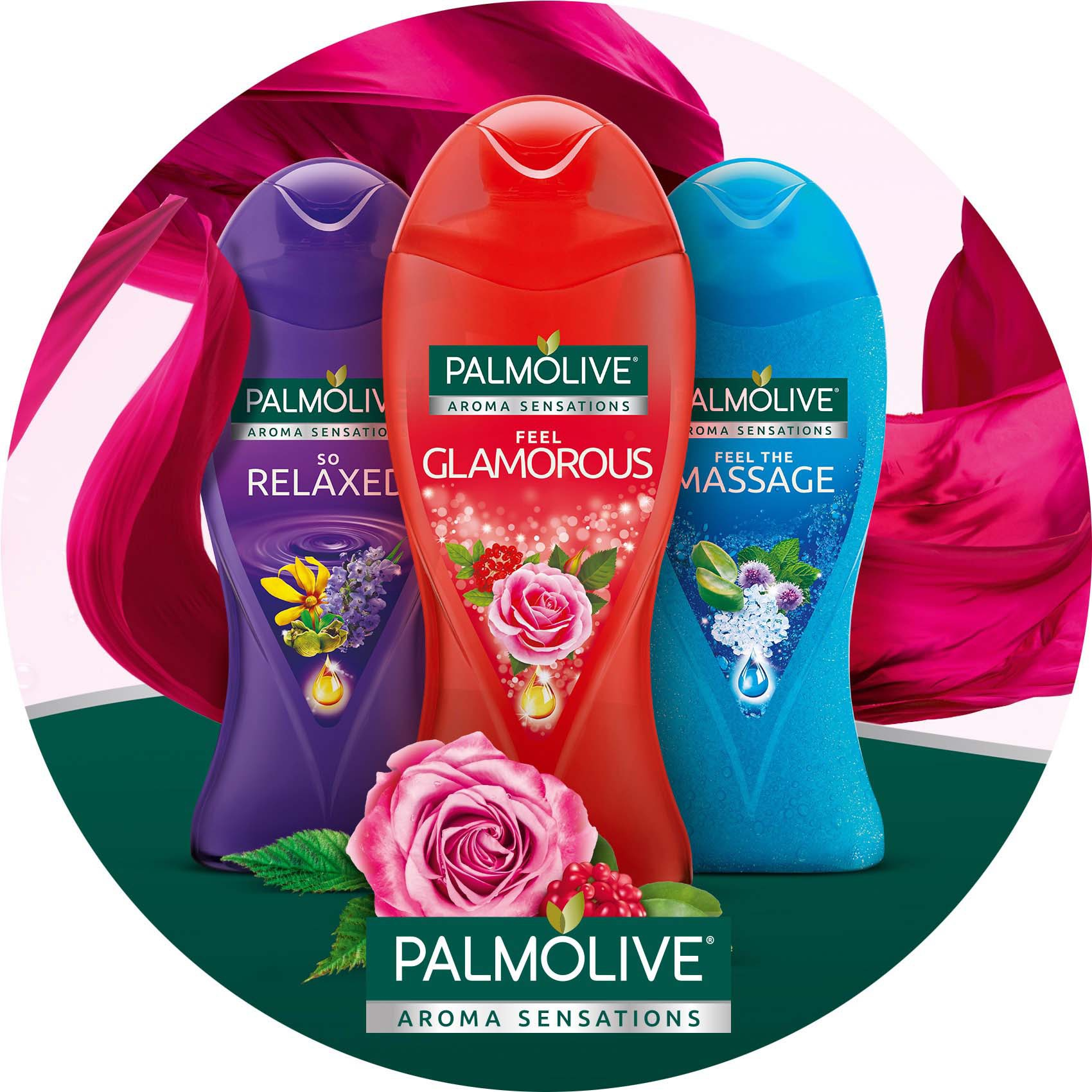 PALMOLIVE MINERAL MSG SHWRGEL 500ML