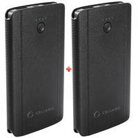 Cellairis Power Bank Sachet 6600mAh (1+1)
