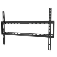 Hama Fix Tv Wall Bracket 1 Star Vesa 600X400 122 Cm (75) Black