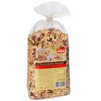 Delba Chocolate Muesli 500g