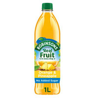 Robinsons Orange & Pineapple Juice 1L