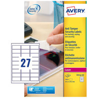 Avery Anti-Tamper Label L6114-20