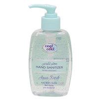 Cool & Cool Hand Sanitizer Gel Aqua Fresh 250 ml