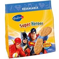 Bahlsen Superheroes Boys 100g